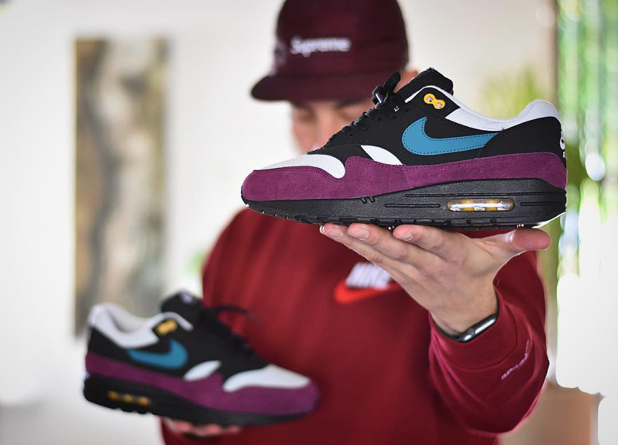 Nike R Air Max 1 Geode Teal pour fille (2)