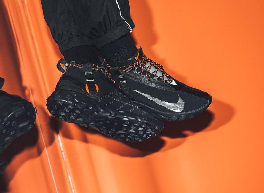 Nike React Runner Mid noire (2)