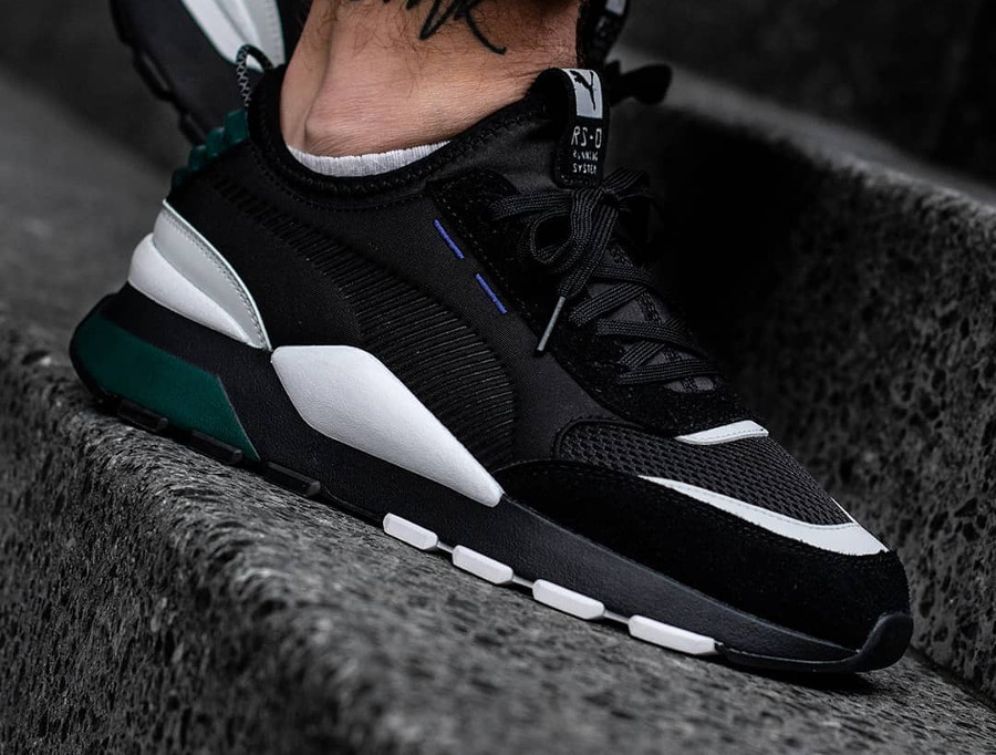 Puma RS-0 Winter Inj Toys 'Black Ponderosa Pine'