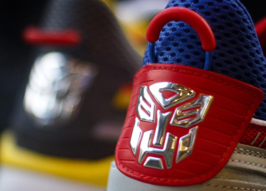 Transformers x Puma RS-X Reinvention 'Optimus Prime & Bumblebee'