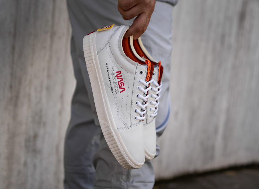 La collection Nasa x Vans '60th Anniversary'