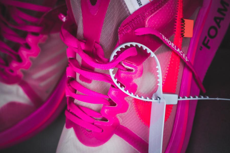 Virgil Abloh x Nike Zoom Fly The Ten rose Tulip Racer Pink (1)