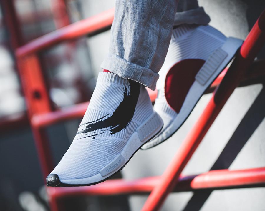 adidas-nmd-cs1-blanche-avec-un-soleil-rouge-5