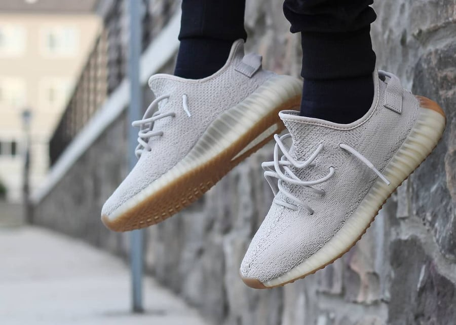 adidas yeezy boost 350 v2 gris