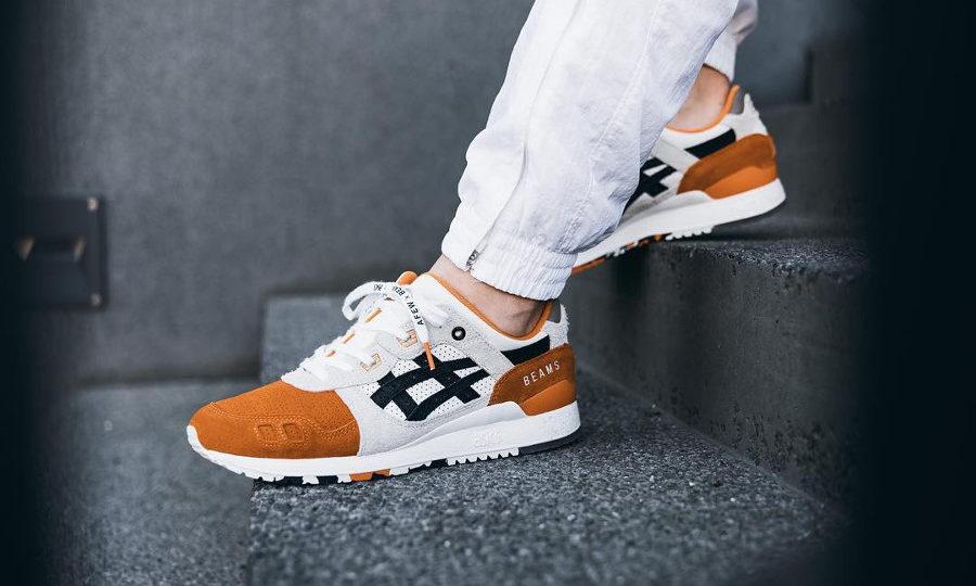 asics-gel-lyte-iii-carpe-japonaise-blanche-noire-et-orange-on-feet (5)