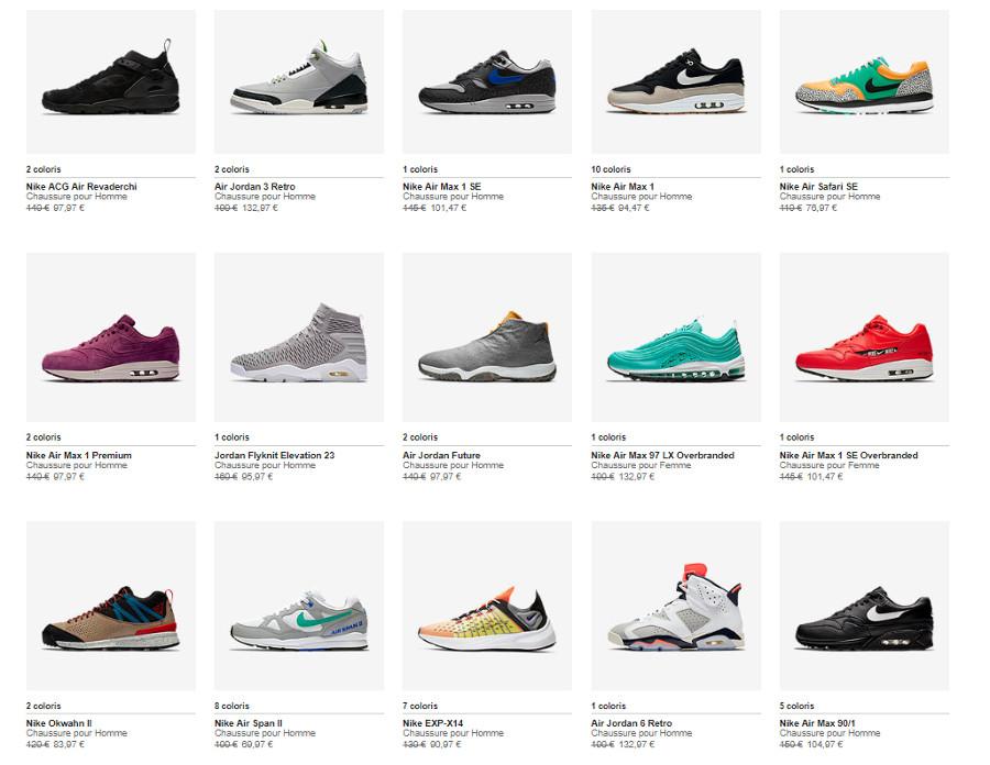 c722a7755d9 Vous êtes ici   Sneakers-actus → Nike → Code promotion Nike Store.fr   20%  de réduction
