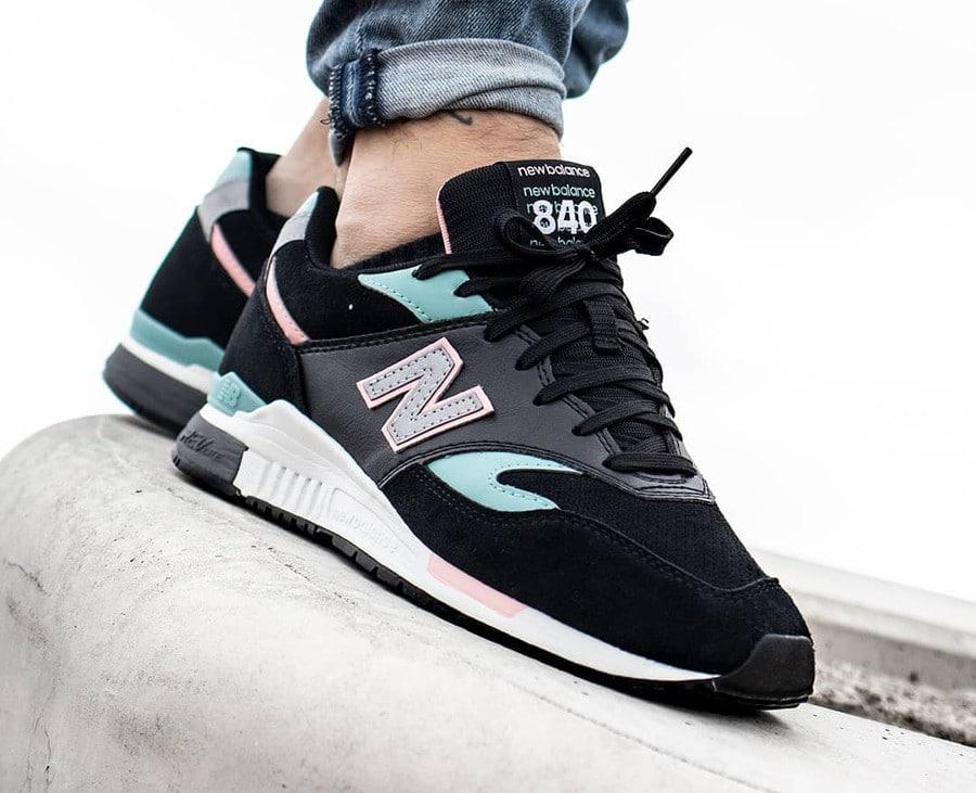 new-balance-ml-840-nta-noire-vert-menthe-et-rose (2)