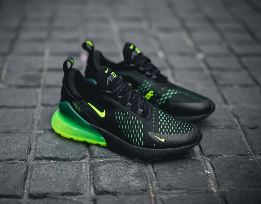 nike-air-max-270-homme-noire-et-vert-fluo-fall-2018 (1)