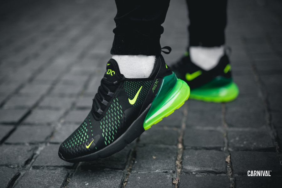 nike-air-max-270-homme-noire-et-vert-fluo-fall-2018 (2)
