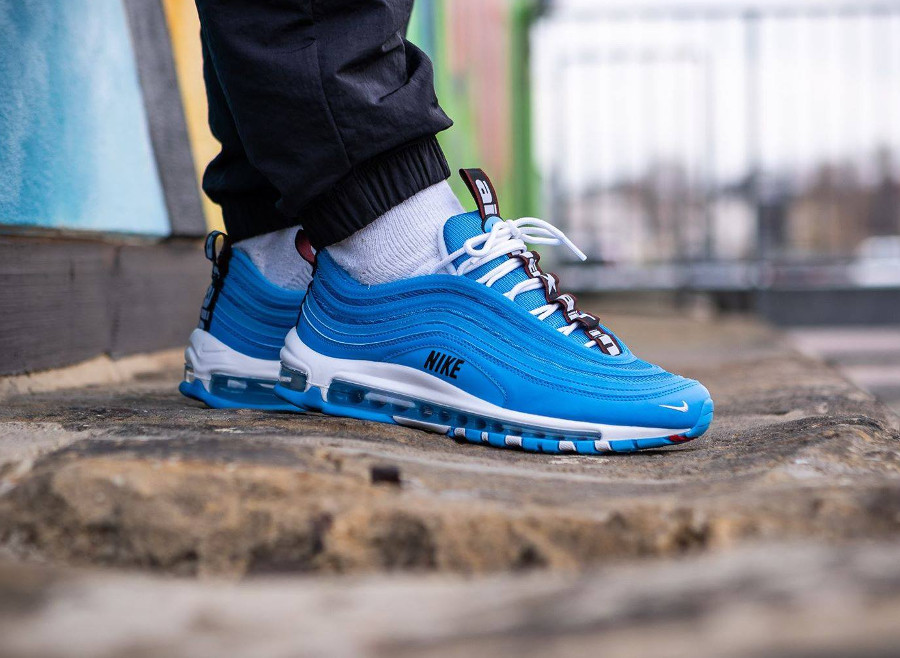 Avis] Que vaut la Nike Air Max 97 PRM Blue Hero Branded Pack ?