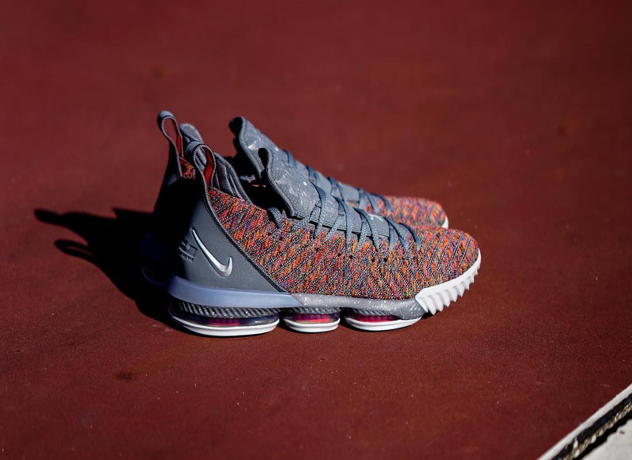 Nike Lebron 16 'Multicolor' 20/20