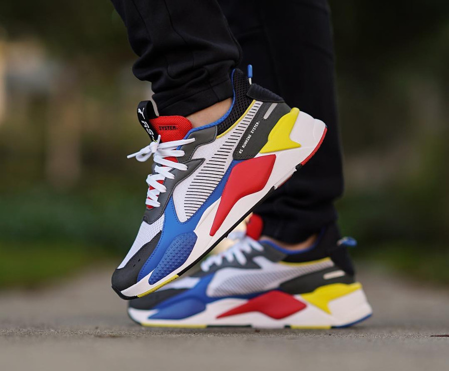 nouvelle collection 539bb d68ed Avis] Que vaut la Puma RS-X Reinvention Toys Multicolor ?