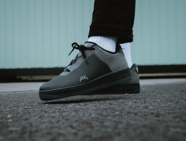 buy online 46b6b 8d20b Les Nike Air Force 1 Low A-Cold-Wall White  Black seront disponibles au  prix de 190€ le vendredi 21 décembre au Nike Store.fr.