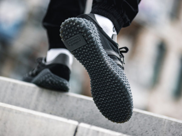 Adidas Country x Kamanda Never Made Triple Black (1)