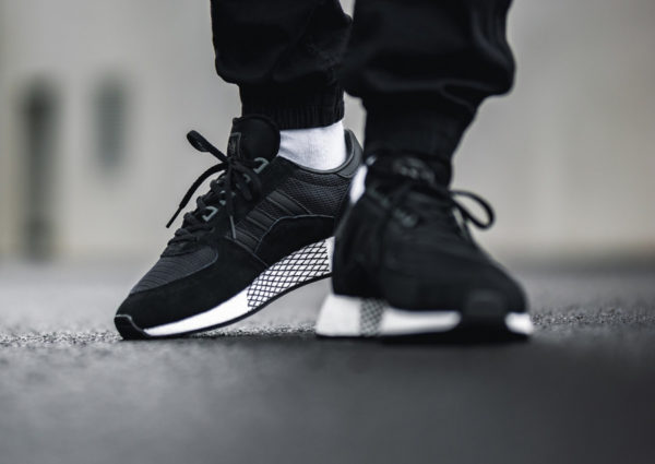 Adidas Marathon x 5923 Triple Black Never Made (EE3656) (2)
