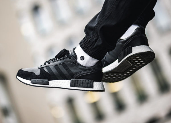 Adidas Risingstar x r1never made triple black (EE3655) (2)