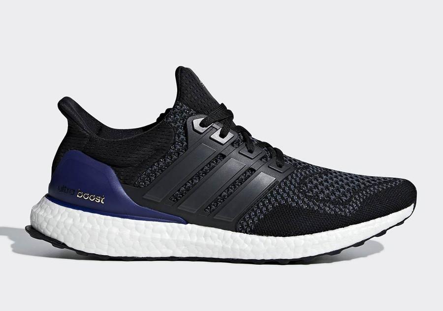 Adidas Ultra Boost 1.0 OG Black Purple 2018