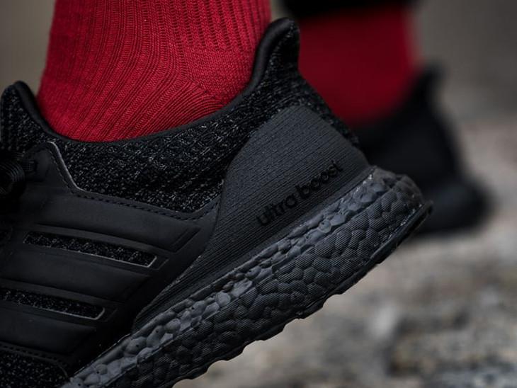 Adidas Ultra Boost Primeknit Triple Black décembre 2018 (3)