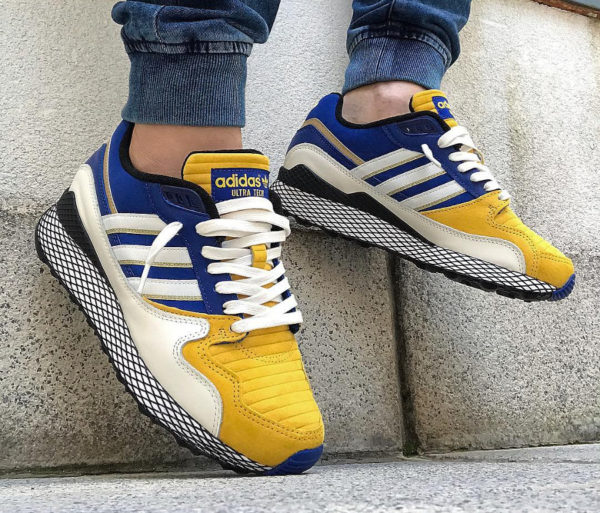 Adidas Ultra Tech Vegeta - @carlescampama