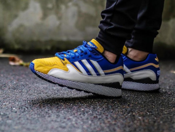 Adidas Ultra Tech Vegeta - @cedric_castex