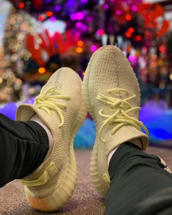 Adidas Yeezy 350 Boost V2 Butter - @jeff4kicks
