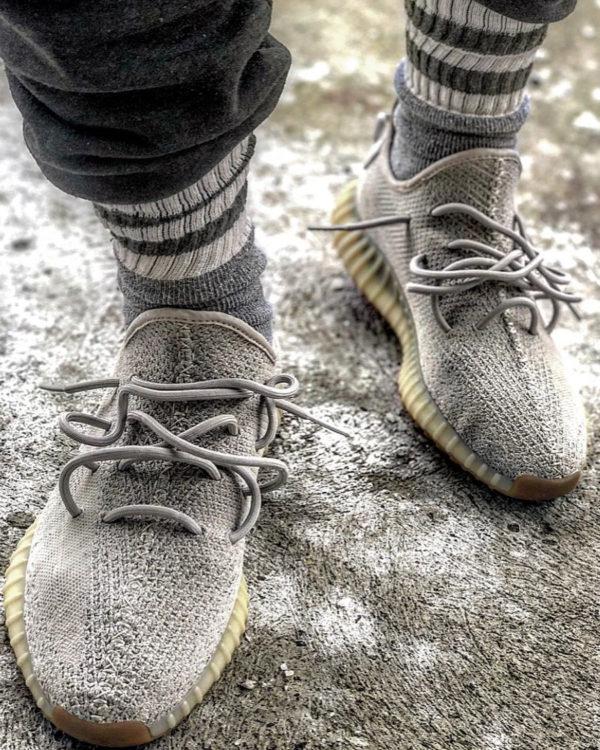 Adidas Yeezy 350 Boost V2 Sesame - @pghkickz_412