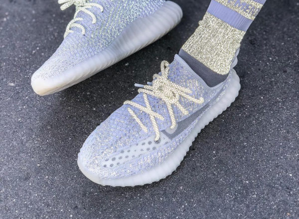 Adidas Yeezy Boost 350 V2 Static 3M Reflective