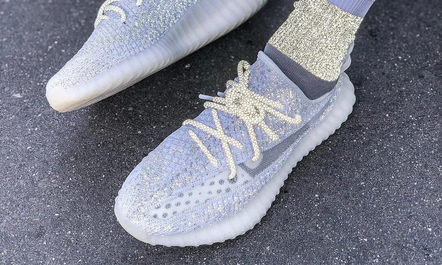 Adidas Yeezy Boost 350 V2 Static 3M Reflective