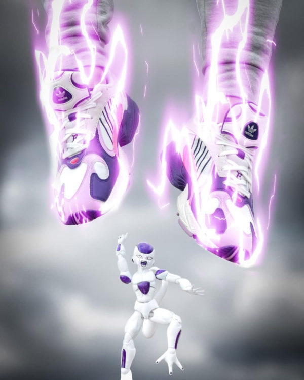 Adidas Yung-1 Frieza - @inbentiveminds