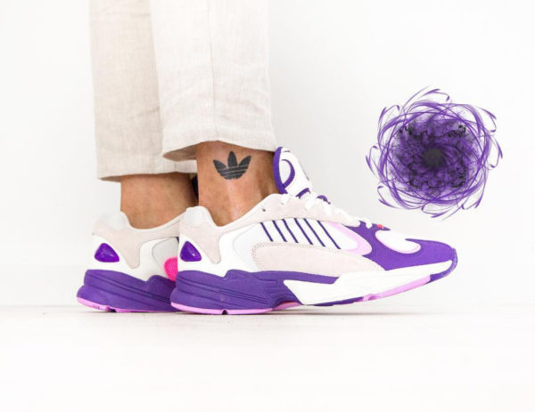 Adidas Yung-1 Frieza - @jemuelwong