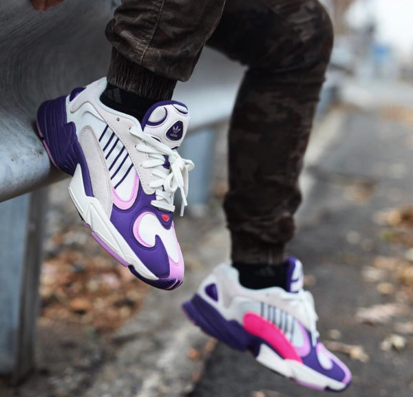 Adidas Yung-1 Frieza - @mighty_muggs