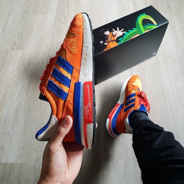 Adidas ZX 500 RM Goku - @benjjii