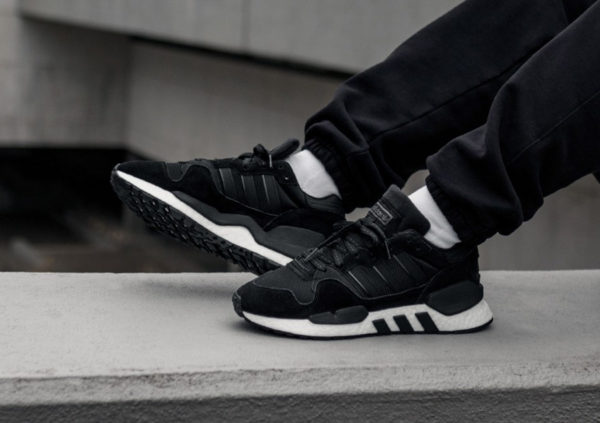 Adidas ZX 930 x EQT Never Made Core Black - EE3649 (1)