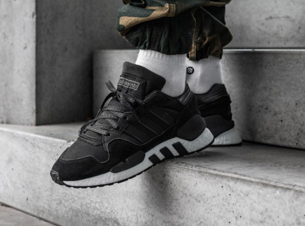 Adidas ZX 930 x EQT Never Made Core Black - EE3649
