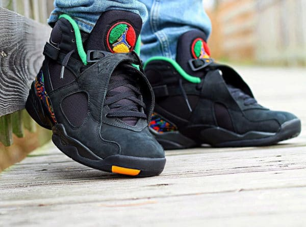 grossiste 53d9b b5287 Avis] Air Jordan 8 Retro Tinker Air Raid II 'Peace Urban Jungle'