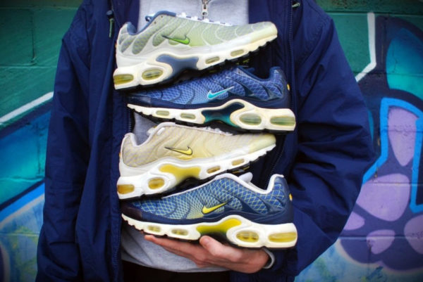 Air Max Plus Quads - 1999-2002 - kranskie