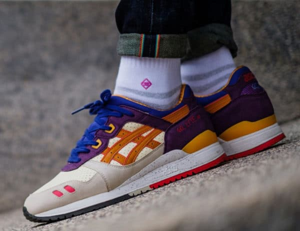 Asics Gel Lyte 3 25th Anniversary Sample - @senguro7798