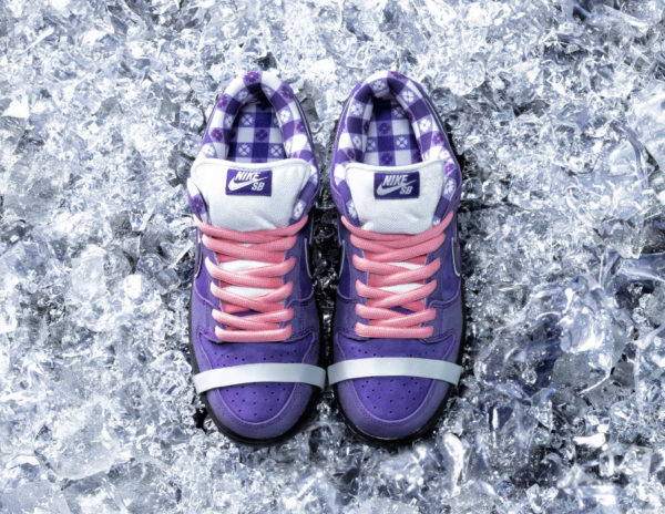 Cncpts x Nike Dunk Low Pro SB homard violet (1)