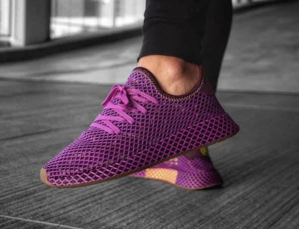 Dragon Ball Z x Adidas Deerupt Gohan - @mr___flintstone (1)