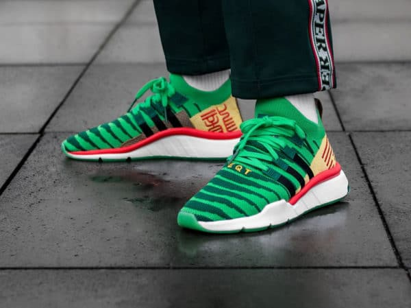 Dragon Ball Z x Adidas EQT Support Mid ADV Green Shenron (3)