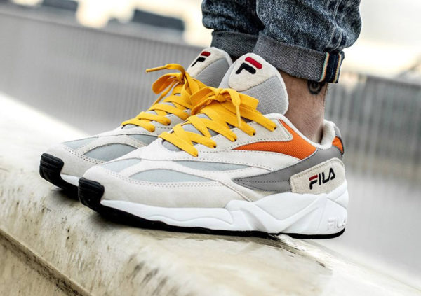 Fila V94M Gray Violet  Monument Mandarine Orange (3)