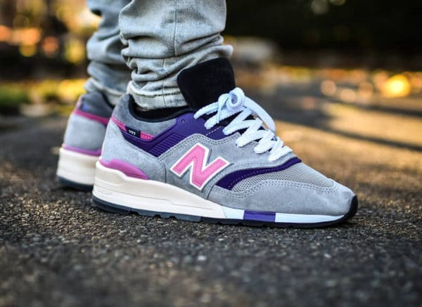 Kith x United Arrows x New Balance 997KTI - @sizenine.5