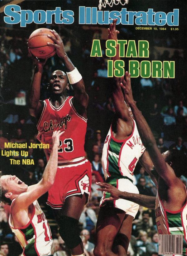 Michael Jordan Sports Illustrated