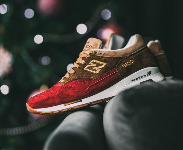 New Balance M 1500 RNR Brown Red 'Holiday Pack' (made in England) (5)