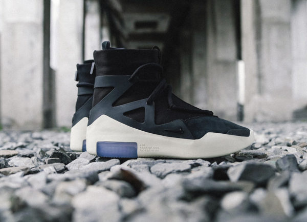Nike Air Fear of God 1 noire Black  (1)