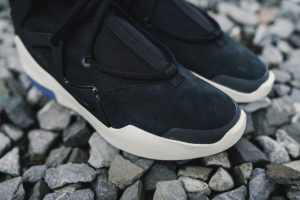 Nike Air Fear of God 1 noire Black  (2)