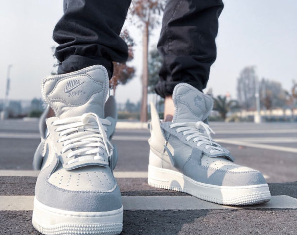 Nike Air Force 1 High PSNY - @streetweardad_