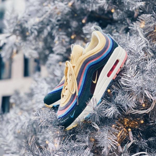 Nike Air Max 1 97 Sean Wotherspoon guirlandes - @sneakerzimmer
