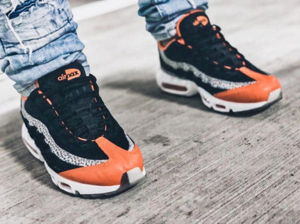 Nike Air Max 95 Keep Rippin Stop Slippin - @olliesan