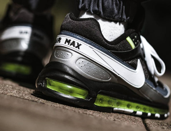 Nike Air Max 97 x AM BW Black Neon (2)